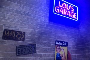 Lou's Garage Escape Room